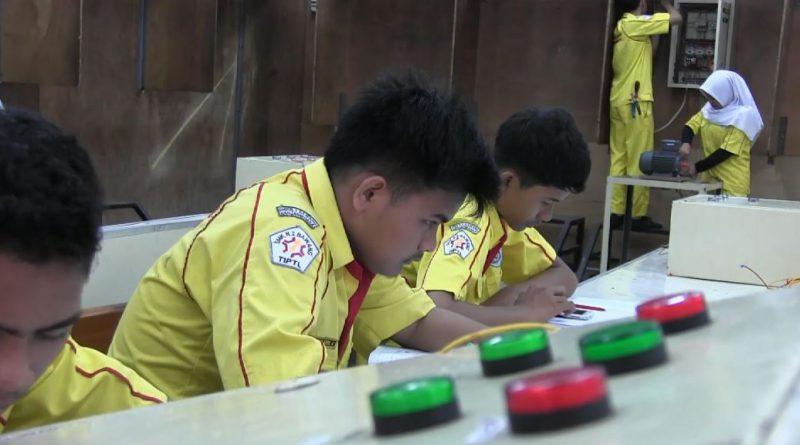 SMK N 2 Bawang Banjarnegara Gelar Prakerin Terbimbing di BLPT Yogyakarta