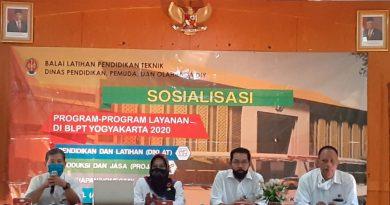 ROADSHOW DAN SOSIALISASI PROGRAM LAYANAN BLPT YOGYAKARTA TAHUN 2020 – SLEMAN